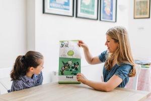 Enlarging your child's vocabulary